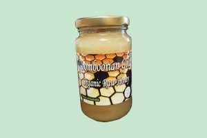 Goomboorian Gold Organic Raw Honey